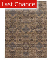 Rugstudio Sample Sale 110399R Tan/Mauve Area Rug