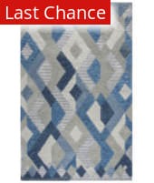 Rugstudio Sample Sale 180092R Blue Area Rug