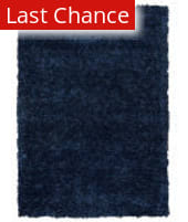 Rugstudio Sample Sale 163577R Dark Blue Area Rug