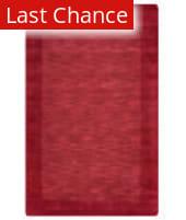 Rugstudio Sample Sale 163717R Red Area Rug
