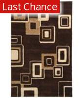 Rugstudio Sample Sale 50320R Beige / Brown Area Rug