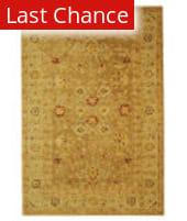 Rugstudio Sample Sale 49587R Tan / Ivory Area Rug
