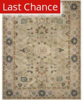 Rugstudio Sample Sale 111898R Ivory / Beige Area Rug