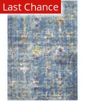 Rugstudio Sample Sale 192486R Blue - Multi Area Rug