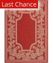 Rugstudio Sample Sale 98835R Red / Natural Area Rug