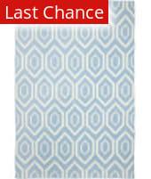 Rugstudio Sample Sale 80553R Blue / Ivory Area Rug