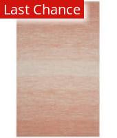 Rugstudio Sample Sale 166477R Orange - Ivory Area Rug