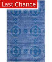 Rugstudio Sample Sale 66417R Blue Area Rug