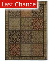 Shaw Phillip Crowe Timber Creek Santa Fe Mosaic Multi 25440 Area Rug