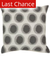 Surya Ikat Dots Pillow Ar-090