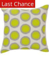 Surya Ikat Dots Pillow Ar-091