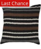 Surya Ikat Stripe Pillow Ar-101