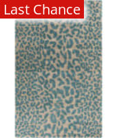 Rugstudio Sample Sale 106109R Teal Area Rug