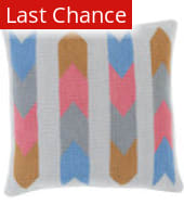 Surya Cotton Kilim Pillow Ck-010