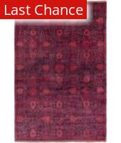 Rugstudio Sample Sale 151504R Burgundy / Purple Area Rug