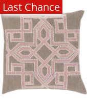 Surya Gatsby Pillow Gld-003