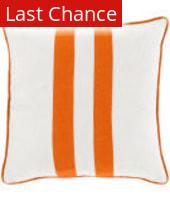 Surya Linen Stripe Pillow Ls-004