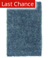 Rugstudio Sample Sale 34699R Teal Blue Area Rug