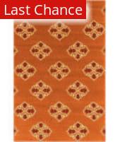 Rugstudio Sample Sale 74292R Rust Red Area Rug
