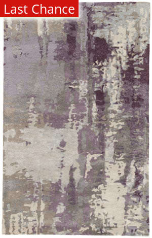 Grey And Purple At Rug Studio