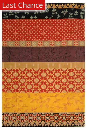 Yellow And Orange Rugs At Rug Studio