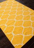 Addison And Banks Flat Weave Abr0707 Mango Area Rug