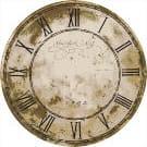 American Dakota Novelty New York Clock Natural Area Rug