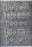 Bashian Artifact A154-Ar103 Azure Area Rug