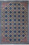 Bashian Artifact A154-Ar106 Navy Area Rug