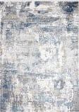 Bashian Allure A161-ALR117 Ivory Blue Area Rug
