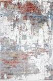 Bashian Allure A161-ALR116 Ivory Rust Area Rug