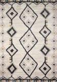 Bashian Aztec A162-Bha304 Cream Area Rug
