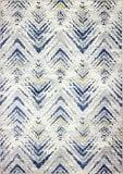 Bashian Barcelona B127-Bh104 Ivory - Blue Area Rug