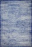 Bashian Mayfair M147-Mr607 Dark Blue Area Rug