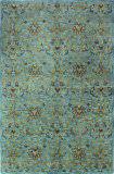 Bashian Wilshire R128-Hg132 Aqua Area Rug