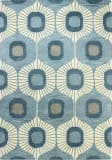 Bashian Chelsea S185-St103 Light Blue Area Rug
