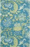 Capel Williamsburg Ceylon 3876 Blue Area Rug