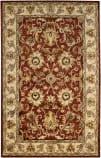 Capel Guilded 9205 Red Area Rug