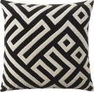 Company C Maze Pillow 10832 Black