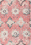 Company C Colorfields Greyson 10839 Red Area Rug