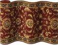 Couristan Royal Luxury Brentwood 1323 Bordeaux Custom Length Runner