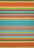 Couristan Covington Sherbet Stripe Multi Area Rug