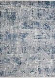 Couristan Marblehead Breccia Blue Grey Area Rug