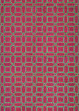 Couristan Bowery Havemeyer Crimson - Brown Area Rug