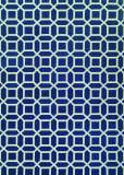 Couristan Bowery Havemeyer Sapphire - Sky Blue Area Rug