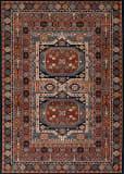 Couristan Timeless Treasures Maharaja Ebony Area Rug