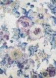 Couristan Easton Floral Chic Bone - Multi Area Rug