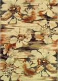 Couristan Easton Mosaic Florals Multi Area Rug