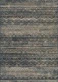 Couristan Easton Capella Black - Grey Area Rug