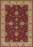 Couristan Izmir Floral Bijar Red Area Rug